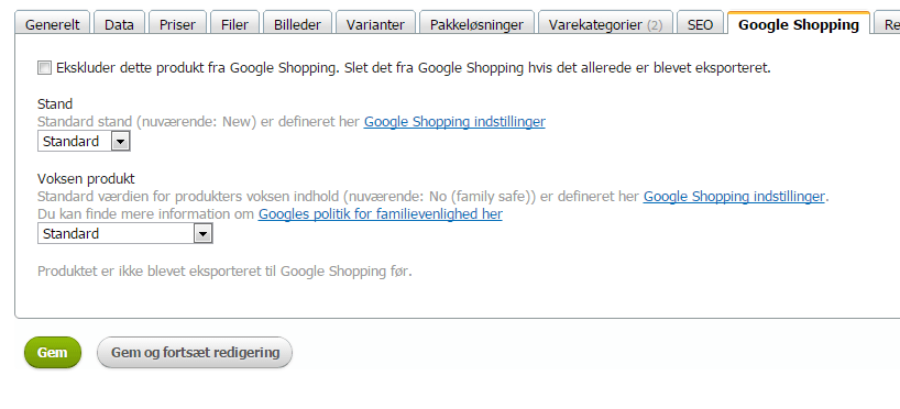 google-shopping-obb-vare