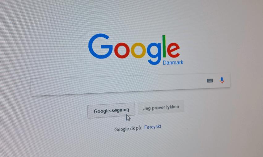Google SEO webshop